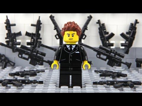 Lego Secret Agent