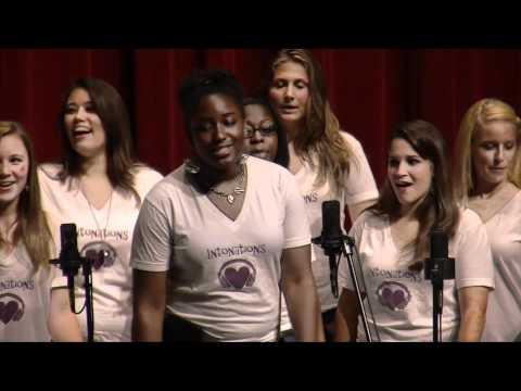 Oh Pretty Baby (Lauryn Hill) - Intonations - 2011 W&M A Cappella Showcase