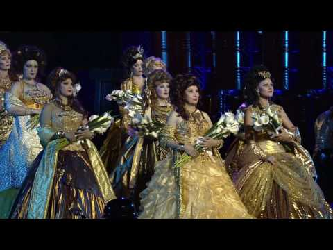 Triumphal March – Aida – Handa Opera on Sydney Harbour OFFICIAL MUSIC VIDEO
