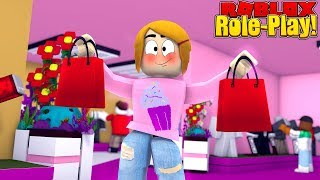 Roblox Roleplay Baby Alive Outing To The Mall