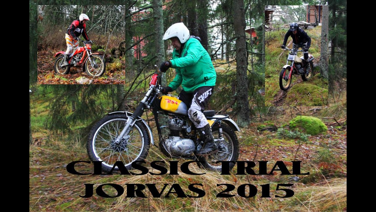 Classic Trial Jorvas 2015 2016-10-30