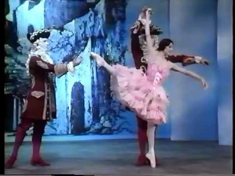 Sleeping Beauty, Rose Adage - Carla Fracci