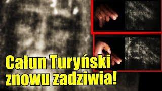 Postać na Całunie Turyńskim poruszała się tuż przed uwiecznieniem na płótnie!