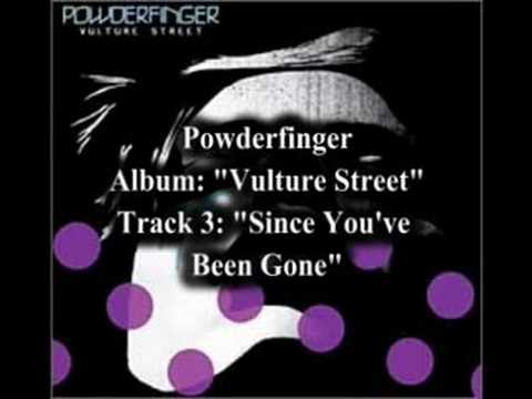 Since Youve Been Gone By Powderfinger Chords Yalp