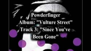 Watch Powderfinger Since Youve Been Gone video