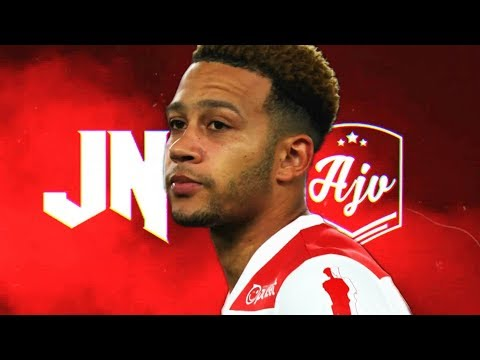 Memphis Depay The Dutch Gunman! 2019 Skills & Goals