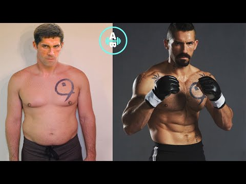 Yuri Boyka Scott Adkins  Transformation  From 15 to 42 Years Old
