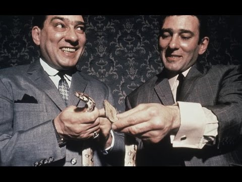The Bloody Kray Twin Gangsters : Documentary on London's Kray Twins (Full Documentary)