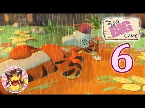 Piglet's Big Game - Level-6 - Tigger's Dream [GameCube HD] Walkthrough - No commentary