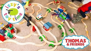 Thomas and Friends | Thomas Train Sodor Signal House with Brio KidKraft | Toy Trains and Trackmaster
