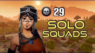 Insane 29 Kill Solo VS Squads Oce PS4