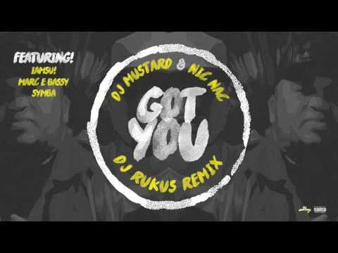 Dj Mustard & Nic Nac Ft. Iamsu!, Marc E Bassy & Symba - Got You (Dj Rukus Remix)