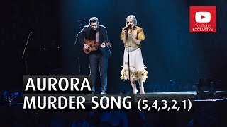 Скачать AURORA MURDER SONG 5 4 3 2 1 The 2015 Nobel Peace Prize Concert
