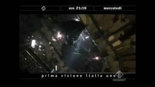 Batman Begins - pubblicità di italia uno.avi