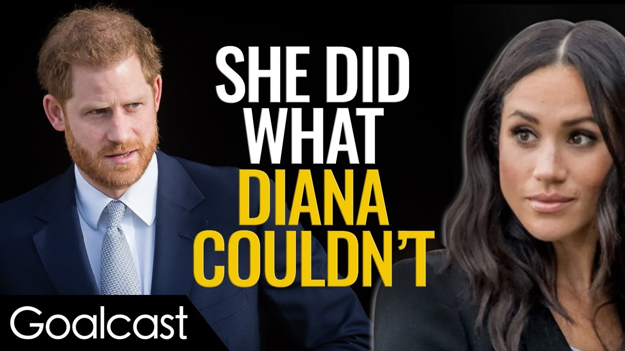 Who Drove Meghan and Harry To Leave The Royal Family? | Life Stories by Goalcast