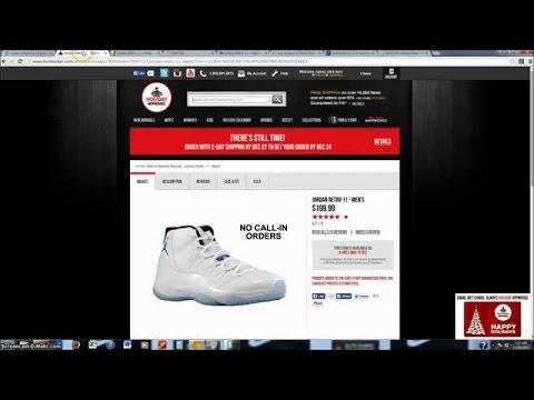How To Get Limited Jordans Online  SUCCESS on Legend Blue 11's  iWang