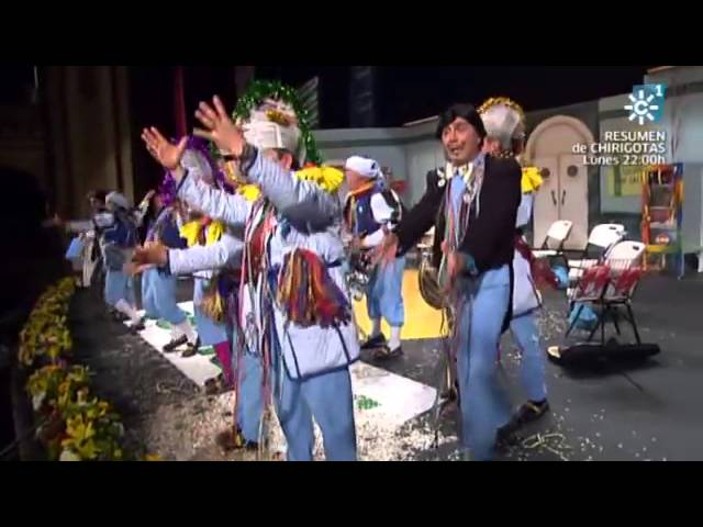 Chirigota El Que Entra No Sale Final Del Carnaval De Cádiz 2015 Youtube