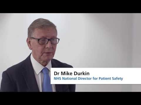 We need to allow clinicians time and space to improve: Dr Mike Durkin