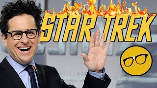 JJ Abrams' Star Trek is Done? Bad Robot Exits Paramount for WarnerMedia