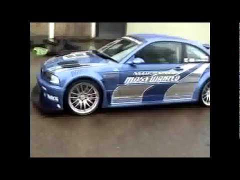 Palestine Cars & NFS BMW