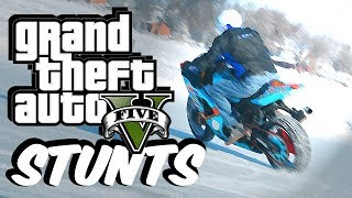 INSANE GTA 5 STUNTS By Freez