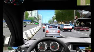 City Car Driving- Шахматист