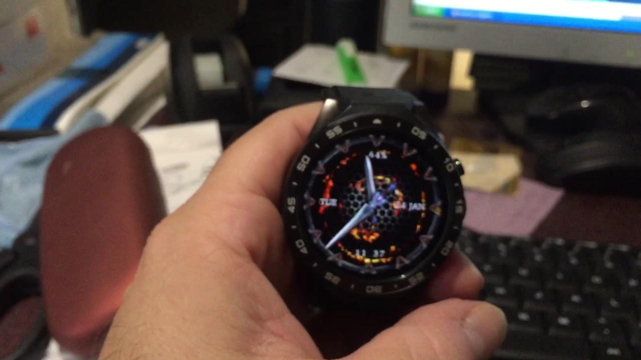 KW88 Smart watch latest software update
