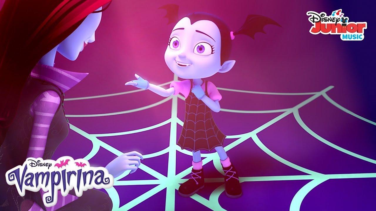 Make A Monster Proud | Music Video | Vampirina | Disney Junior