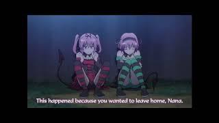 To Love Ru Season 2 Episode 4 Momo Nana Scene