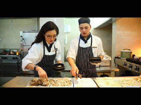 Việt Nam thức giấc: Công việc hậu trường tại khách sạn 5 sao (JW Marriott)