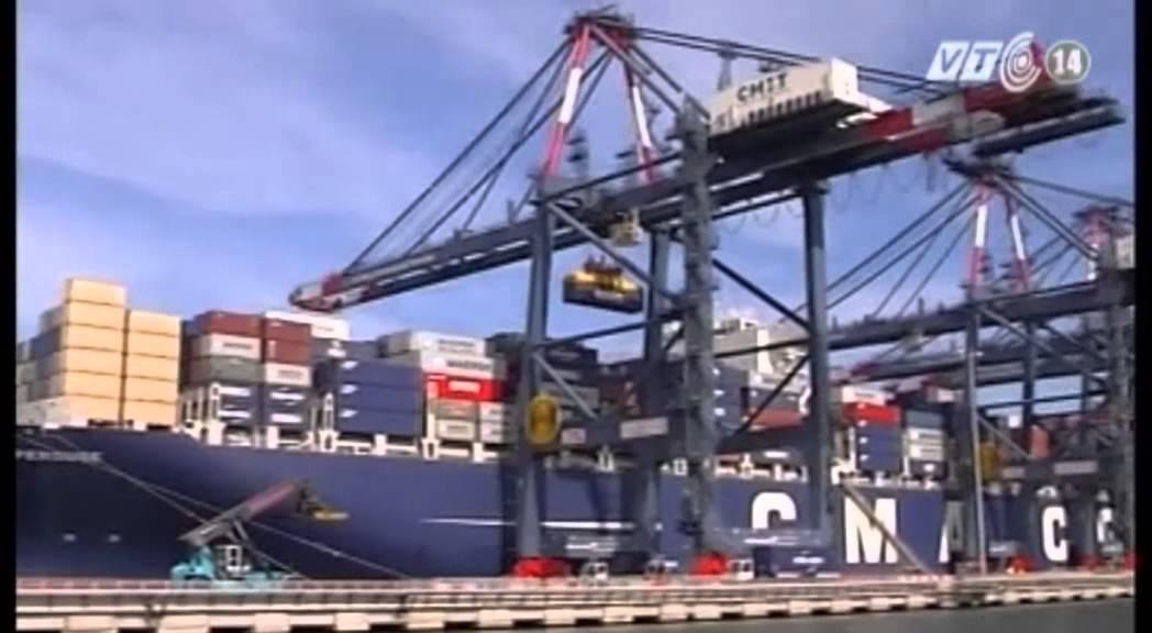 VTC14_Cái Mép – Thị Vải sẽ thành cảng trung chuyển hàng hóa tầm cỡ quốc tế