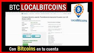localbitcoins niciun site oficial