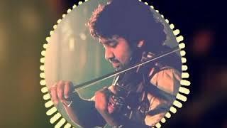 Sreeragamo Abhijith( violin cover)