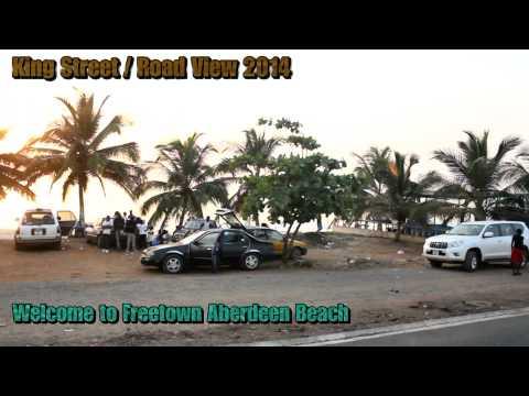 Aberdeen Beach freetown