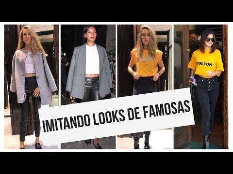 LOOKS DE FAMOSAS EM LOJA DE DEPARTAMENTO