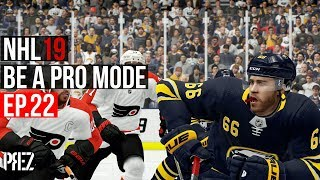 NHL 19 Be A Pro Mode - WE GOT INJURED AGAIN!!! Ep.22 (Xbox One X)