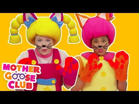 Three Little Kittens | Nursery Rhyme | Baby songs | Cat Song Rhymes | Mother Goose Club collection