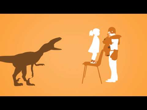 Dinosaurs Real Close at Woodland Park Zoo: At The Exhibit
