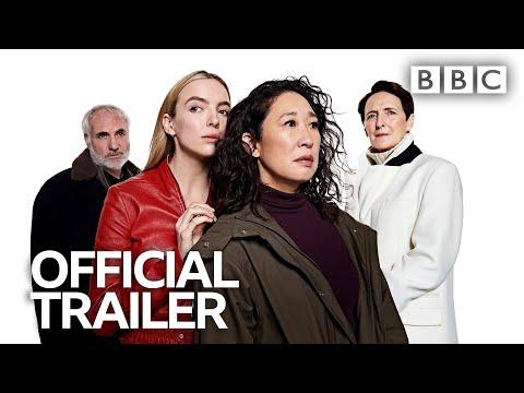 Killing Eve: Series 3 Trailer - BBC
