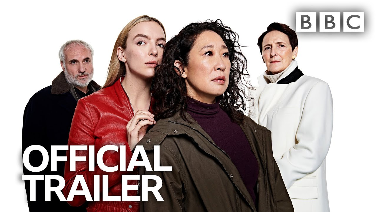 Killing Eve: Series 3 Trailer - BBC