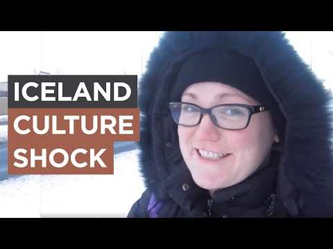 Moving to Iceland: The Culture Shock Begins (week 2) | Sonia Nicolson