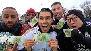 500€ RUNDLAUF CHALLENGE FUßBALL⚽️
