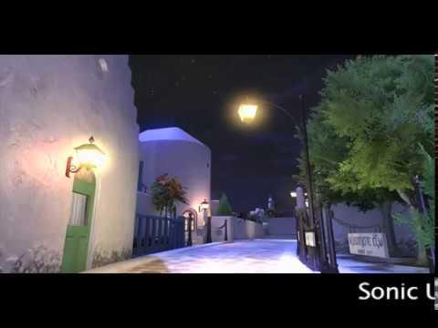 Sonic Unleashed - Windmill Isle Night (Acid Jazz)