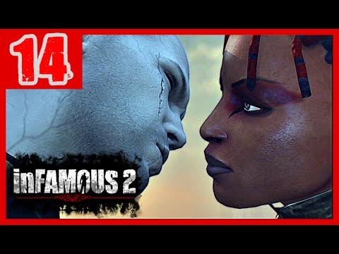 Infamous 2 Karma Malo Español » Parte 14 [ENGAÑAR A LOS REBELDES] « PS3 [HD]