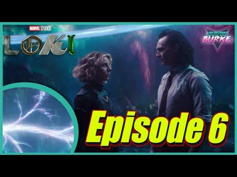 Loki Episode 6 Spoiler Review + Ending Explained