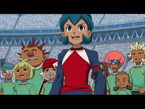 ✇ Inazuma Eleven GO Strikers 2013 ✇ - time ogre vs time da africa!
