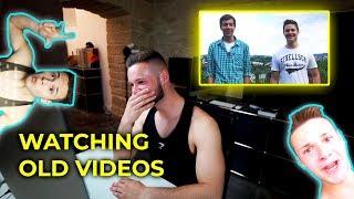 Alter Nico vs. Neuer Nico | Watching Old Videos | Inscopelifestyle