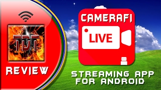 The Best Live Streaming App For Andoid in 2017? The Camerafi Live App Review| S/O to Aloha Android