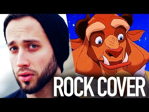 Beauty and the Beast (Disney) Jonathan Young ROCK COVER