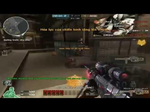 Barrett M82A1-S săn quái trong Zombie V4 - 3Z Vip - TOP by Ken CFVN -  YouTube